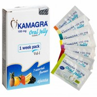 Камагра Гель 100 мг Kamagra 100 Oral Jelly